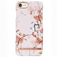 Richmond & Finch - Blossom Hoesje iPhone 7 Cherry Blush 01