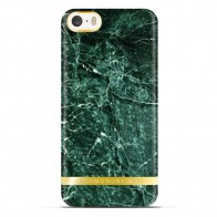 Richmond & Finch - Marble Case iPhone SE / 5S / 5 Green 01