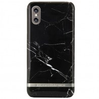 Richmond & Finch Marble Case iPhone X Black Marble - 1