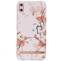 Richmond & Finch Tropical Leaves iPhone X Hoesje Cherry Blush - 1