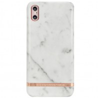 Richmond & Finch Marble Case iPhone X White Marble - 1
