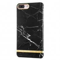 Richmond & Finch Marble Case iPhone 7 Plus Black - 1