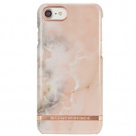 Richmond & Finch - Marble Glossy iPhone 7 Rose 01