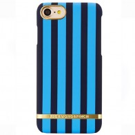 Richmond & Finch - Stripes Hoesje iPhone 7 Riverside Stripes 01
