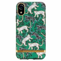 Richmond and Finch Trendy iPhone XR Hoesje Leopard 01