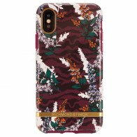 Richmond and Finch Trendy iPhone XS Max Hoesje Floral Zebra 01