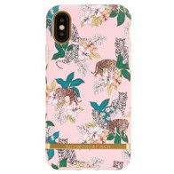Richmond and Finch Trendy iPhone XS Max Hoesje Pink Tiger 01