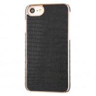 Richmond & Finch Framed Rose iPhone 7 Plus Reptile Black - 1