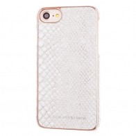 Richmond & Finch Framed Rose iPhone 7 Plus Reptile White - 1
