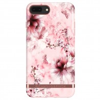 Richmond & Finch iPhone 8 Plus / 7 Plus Pink Marble Floral - 1