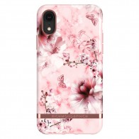 Richmond & Finch iPhone XR Pink Marble Floral - 1