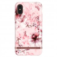 Richmond & Finch iPhone X/XS Pink Marble Floral - 1