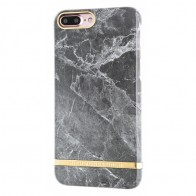 Richmond & Finch Marble Glossy iPhone 7 Plus Grey Marble - 1