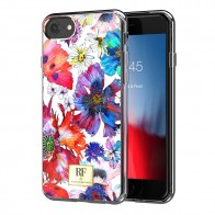 Richmond & Finch RF Series TPU iPhone 8/7/6S/6 Marble Flower - 1