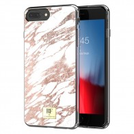 Richmond & Finch RF Series iPhone 8 Plus/7 Plus Rose Gold Marble - 1