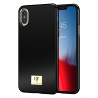 Richmond & Finch RF Series iPhone X/XS Black Tar - 1