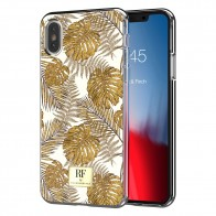 Richmond & Finch RF Series iPhone X/XS Golden Jungle - 1