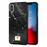 Richmond & Finch RF Series iPhone XS Max Black Marble - 1
