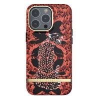 Richmond & Finch Trendy iPhone 13 Pro Hoesje Amber Cheetah 01