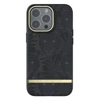 Richmond & Finch Trendy iPhone 13 Pro Hoesje Black Tiger 01