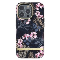 Richmond & Finch Trendy iPhone 13 Pro Hoesje Floral Jungle 01