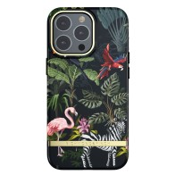 Richmond & Finch Trendy iPhone 13 Pro Hoesje Jungle Flow 01