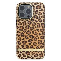 Richmond & Finch Trendy iPhone 13 Pro Hoesje Soft Leopard 01