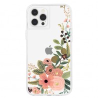 Case-Mate - Rifle Paper Flower Case iPhone 12 / iPhone 12 Pro 6.1 inch Floral Vines 01