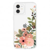 Case-Mate - Rifle Paper Flower Case iPhone 12 Mini 5.4 inch Floral Vine 01