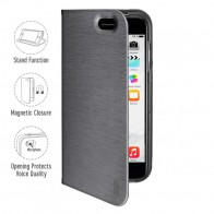Artwizz SeeJacket Folio iPhone 6 Plus Titan - 1