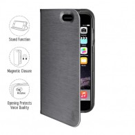 Artwizz SeeJacket Folio iPhone 6 Titan - 1
