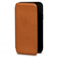 Sena - Bence Wallet Book iPhone 8/7 brown 01