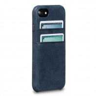 Sena Bence Lugano Wallet iPhone 8/7 Denim - 1