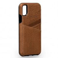 Sena Bence Lugano Wallet iPhone X Tan Brown - 1