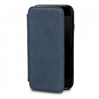 Sena Bence Wallet Book iPhone 8/7 Blauw - 1