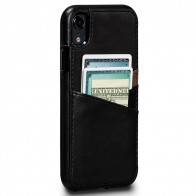 Sena Deen Lugano Wallet Phone XR Hoes Zwart 01