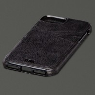 Sena Lugano Wallet iPhone 7 Black - 1