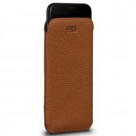 Sena UltraSlim iPhone XR Sleeve Bruin 01