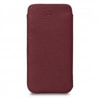 Sena UltraSlim Sleeve iPhone 12 Mini Rood - 1