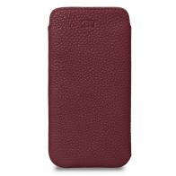 Sena UltraSlim Sleeve iPhone 13 Pro Max Hoesje Rood 01