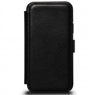 Sena Wallet Book Classic iPhone XR Zwart 01