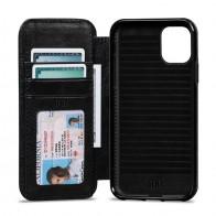 Sena Wallet Book iPhone 11 Zwart - 1