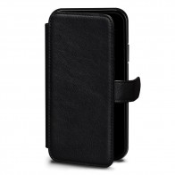 Sena Wallet Book Classic iPhone X Zwart - 1