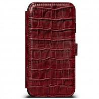 Sena Walletbook Classic iPhone XS Max Hoesje Rood 01