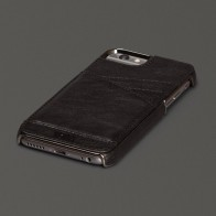 Sena Lugano Wallet iPhone 6 Black - 1