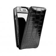 Sena Magnetflipper iPhone 5 Croco Black - 1