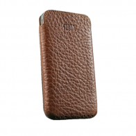 Sena UltraSlim Pouch iPhone 4 Tan - 1