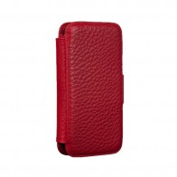 Sena Walletbook iPhone 5 Pebble Red - 1
