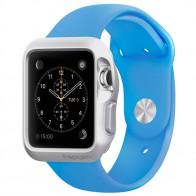 Spigen Slim Armor Case Apple Watch 42mm Silver - 1