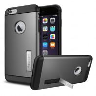 Spigen Slim Armor Case iPhone 6 Plus Gunmetal - 1